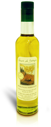 Huile d'olive corse
